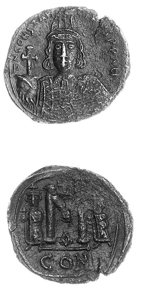 Constantine IV (A.D. 668-685),