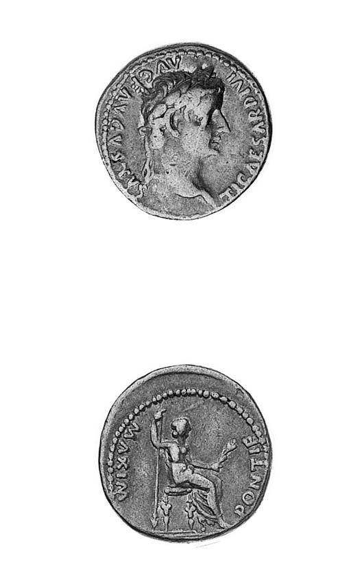 Tiberius (14-37 A.D.), Aureus,