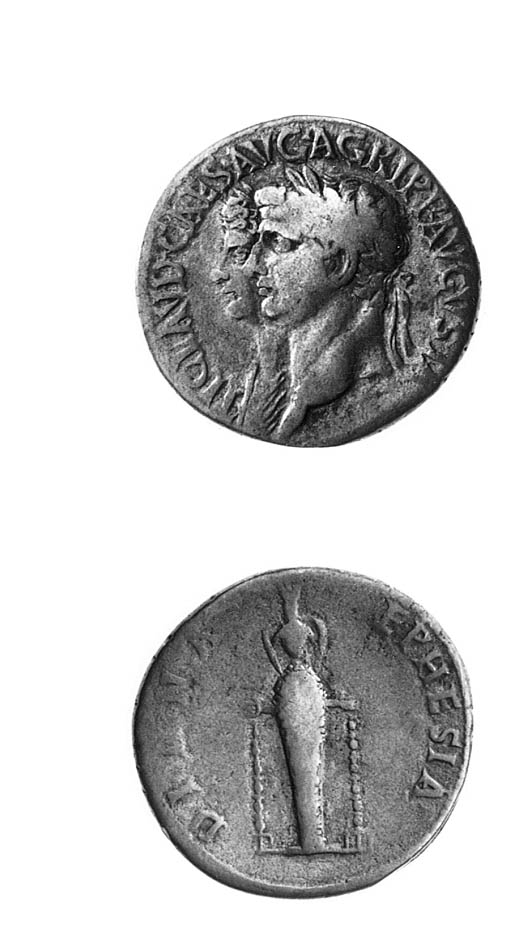 Claudius I and Agrippina (AD 5