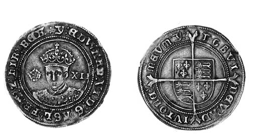 Edward VI, third period, Shill