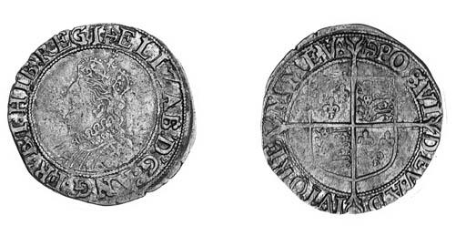 Elizabeth I, fifth issue, Shil