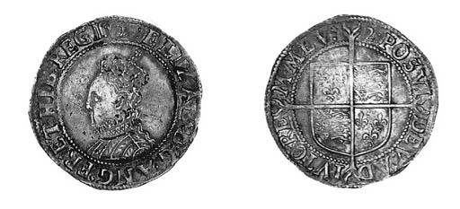 Elizabeth I, sixth issue, Shil