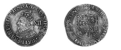 Charles I (1625-49), Tower, Sh