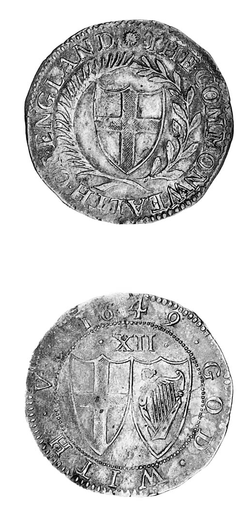 Commonwealth (1649-60), Shilli