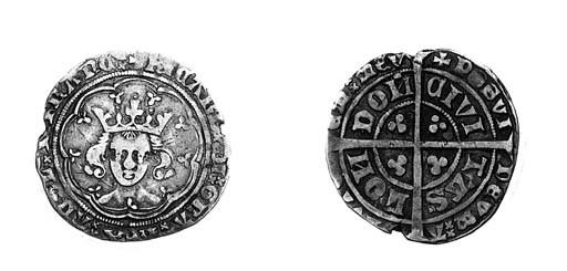 Richard II (1377-99), type II,