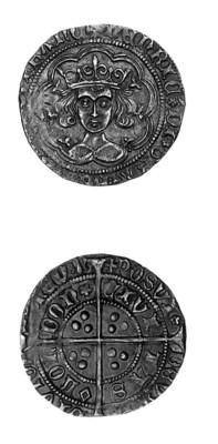 Henry VI, rosette-mascle issue
