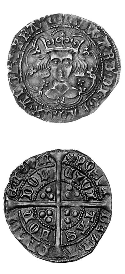 Edward IV, heavy coinage, Groa