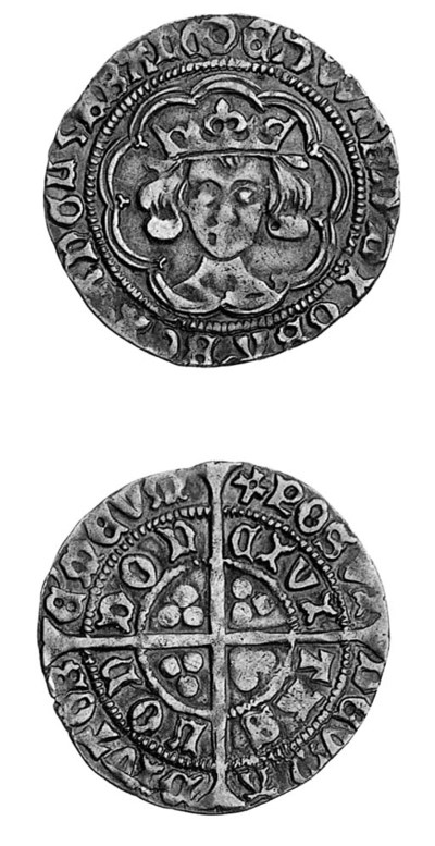 Henry VI Restored (1470-71), G