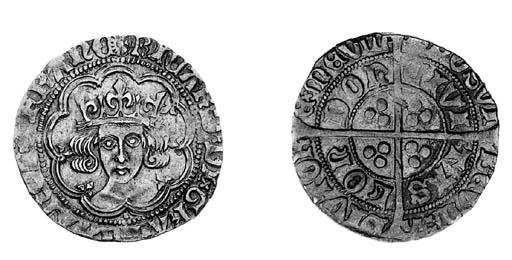 Richard III (1483-85), Groat,