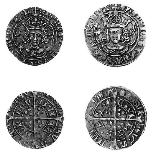 Henry VII, Groats (2), class I