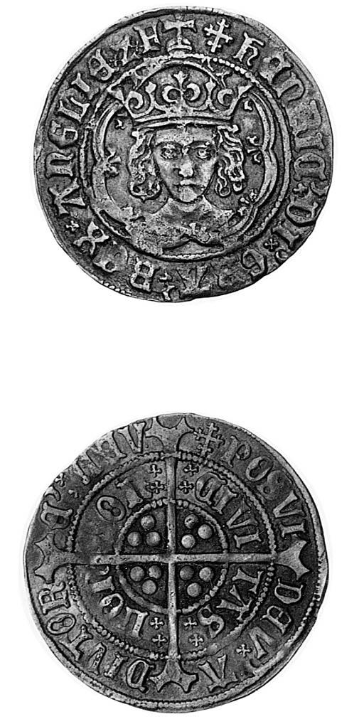 Henry VII, Groat, class IVa, m