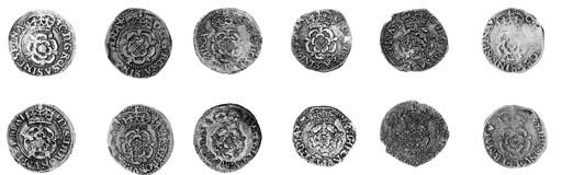 Charles I (1625-49), group A,