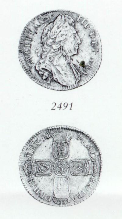 William III, Shilling, 1697Y,