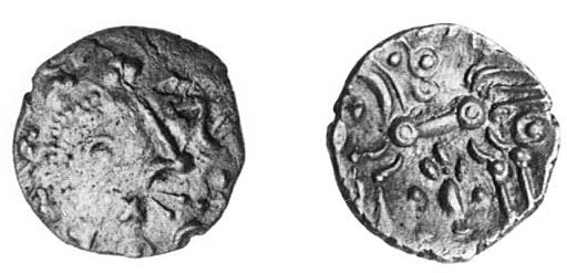 Celtic, silver units (7), Tinc