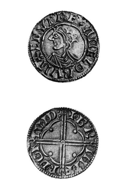 Cnut (1016-35), quatrefoil typ