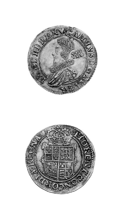 Charles I (1625-49), Unite, 9.