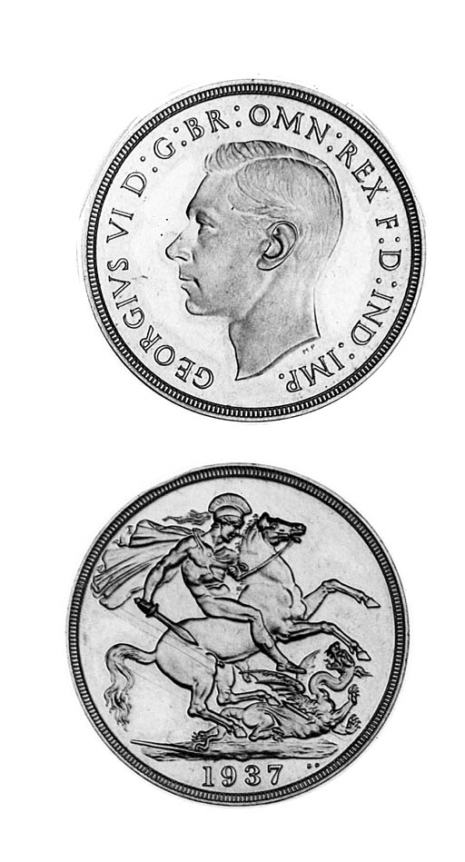George VI (1936-52), proof Two