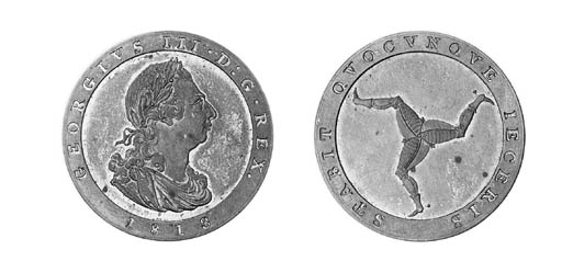 Penny, 1813 (2), currency spec