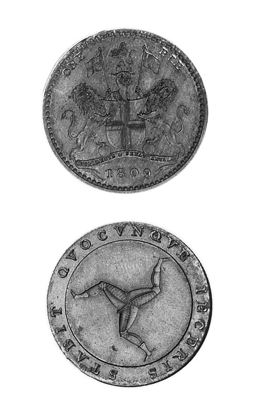 George III, Soho Mint dies, co