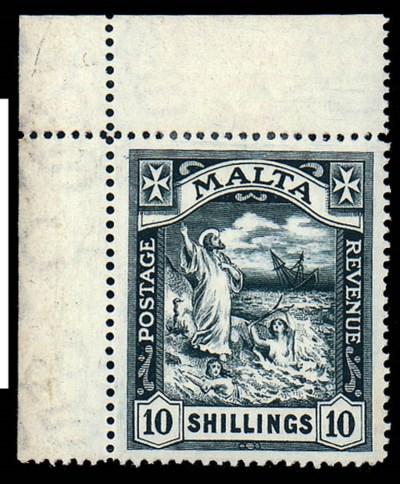 unmounted mint  1919 MCA 10/-