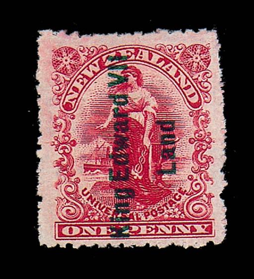 unused  1908 King Edward VII L