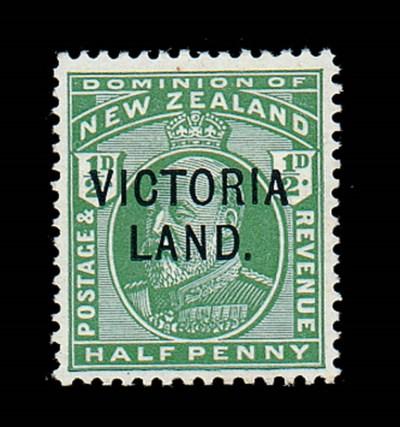 unused  1911-13 Victoria Land