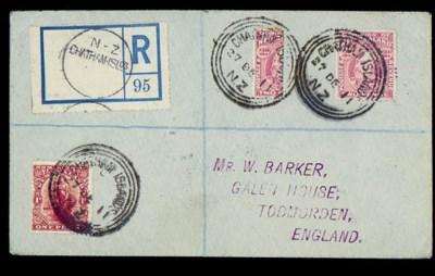 cover 1911 (27 Dec.) Barker en