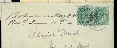 cover 1903 (25 May) envelope t