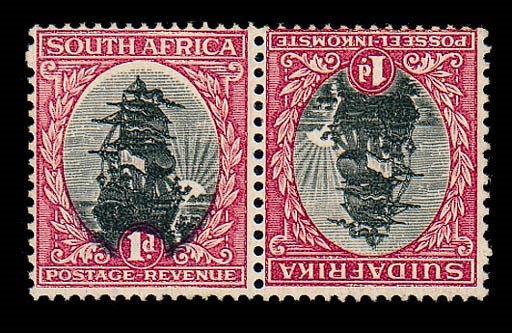 unmounted mint  -- 1d. black a
