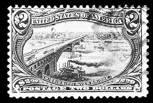 $2.00 Trans-Mississippi (293),