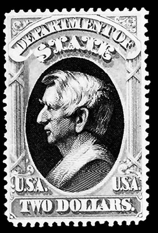 $2.00 State (O68), unused, fre