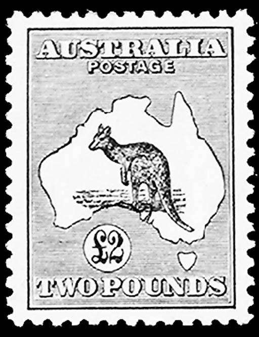 1929-30, 6p-£2 Kangaroos (96-1