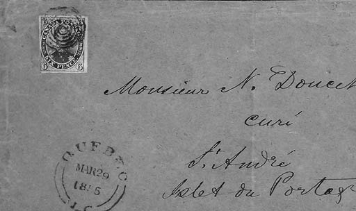 1855, 6p Brownish Gray (5a, Gi