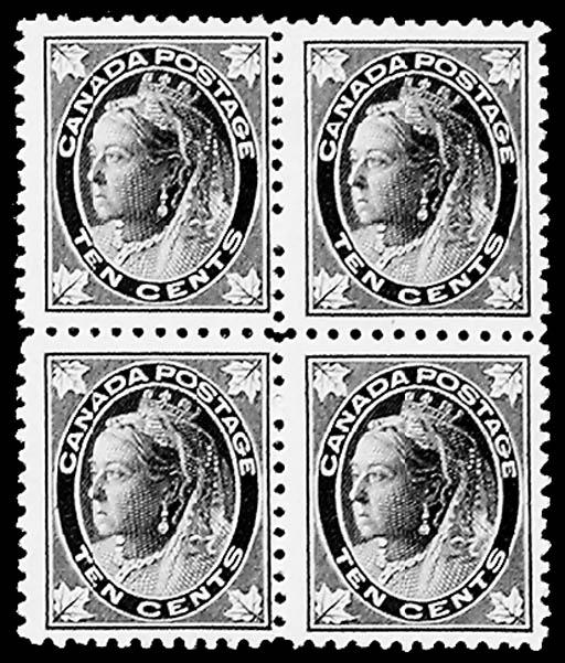 1898, 10c Brown Violet (73, Gi