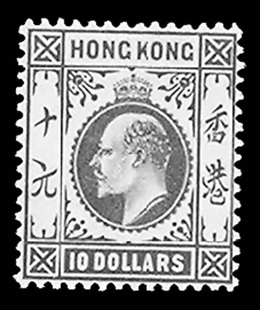 1903, $5.00, $10.00 King Edw.