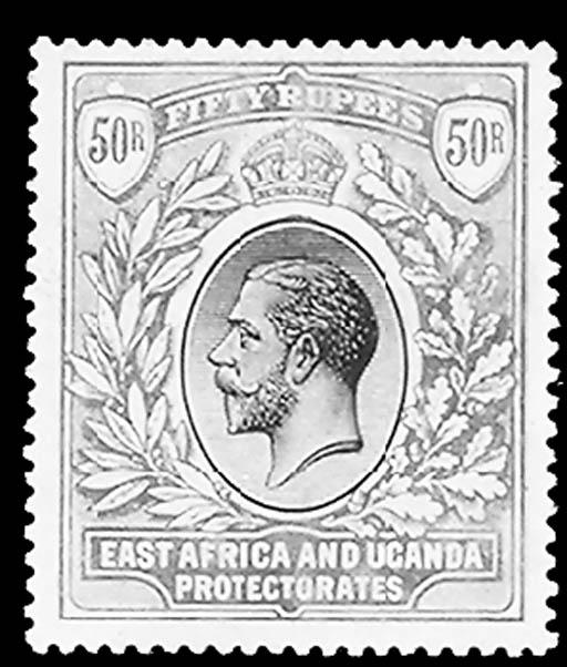 Kenya, Uganda & Tanganyika, 19