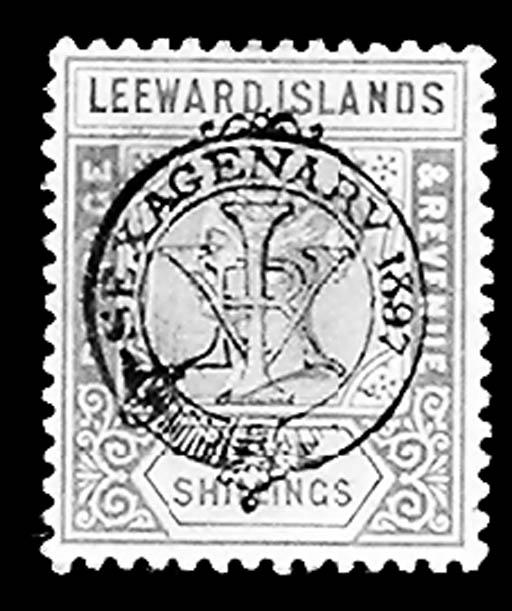--, 1897, ½p-5sh Jubilees (9-1