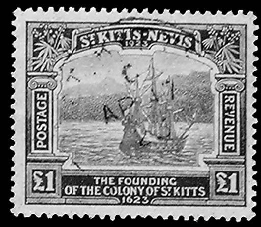 --, 1923, ½p-£1 Tercentenary (