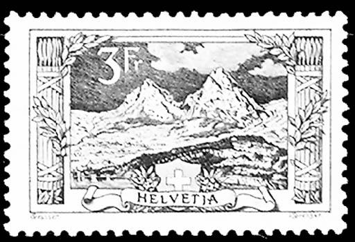 1914-30, 3fr-10fr Mountain Vie