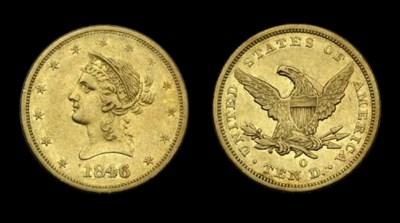 $10, 1846-O EF-45 (PCGS).    L