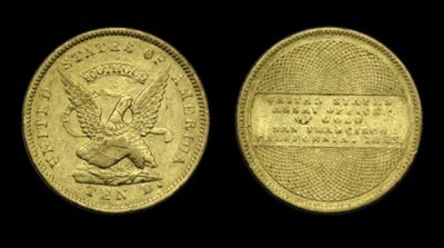 1853 United States Assay Offic