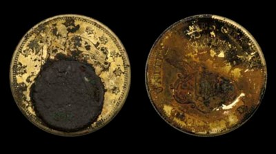 San Francisco Mint $20 gold wi