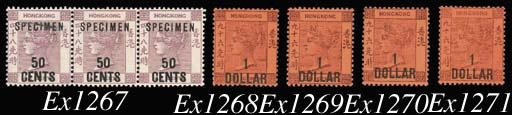 unused  20c. on 30c. grey-green, 50c. on 48c. and $1 on 96c., 20c. on 30c. fine mint, 50c. on 48c. with hinge remainder and a couple of perf. tones, $1 on 96c. redistributed gum. Photo