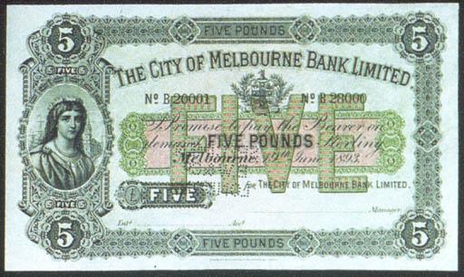 QQCity of Melbourne Bank Limit