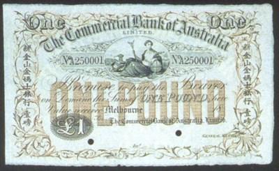 Commercial Bank of Australia,