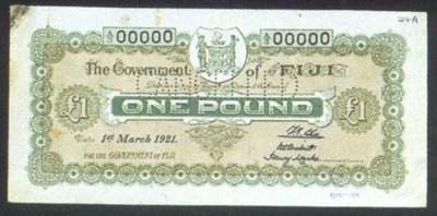 Government Issue, Specimen £1,