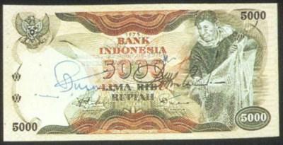 Bank Indonesia 5000 rupiah, 19