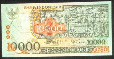 Bank Indonesia, 10000 rupiah,
