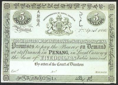 Chartered Mercantile Bank of I