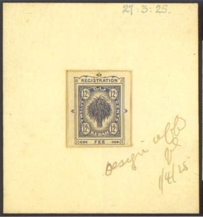 essay  1925 12c. photographic